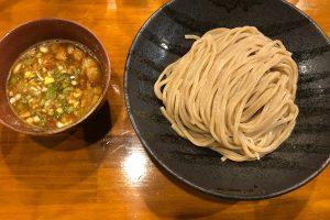 大阪 カレーつけ麺 北浜駅 つけ麺 井出