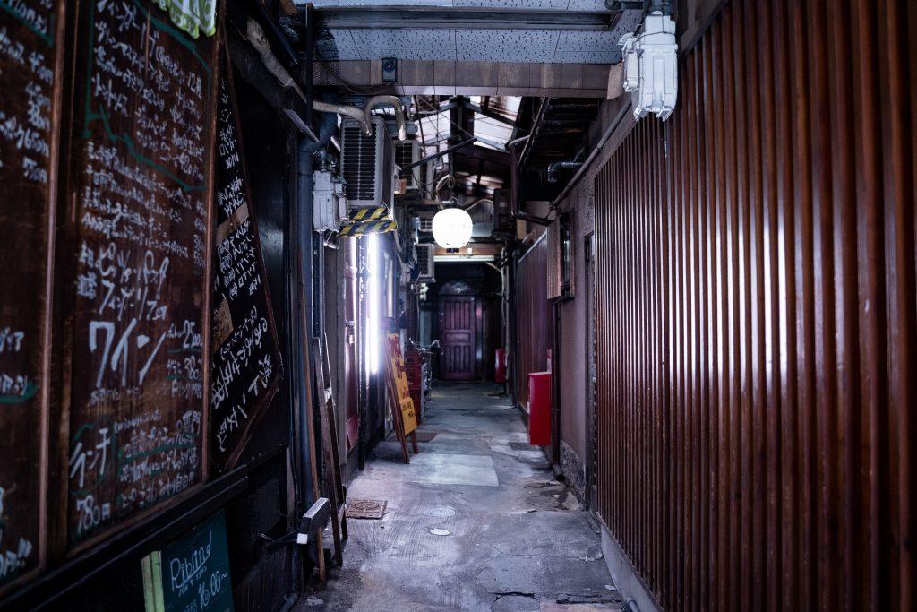 スパイスカリー ローダウン 難波 なんば 日本橋 大阪 スパイスカレー 路地奥 立ち食い